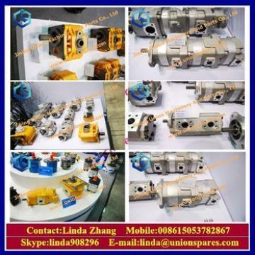 Manufacturer with Stock For komatsu WA600-3 loader gear pump