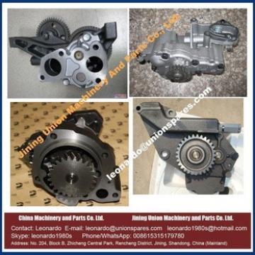 gear oil pump 6620-51-1021 used for KOMATSU D80A-12