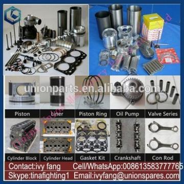 SAA6D125 Engine Cylinder Head Seal 6150-41-4570 for Komatsu Excavator PC400-8 PC450-8