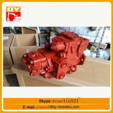 Genuine K3SP36C hydraulic main pump for Kawasaki excavator