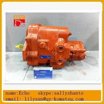 Excavator Hydraulic Pump PSVD2-17E-23 Hydraulic Pump Assy