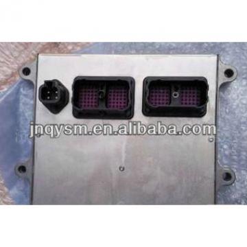 ECU control panel for excavator engine
