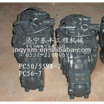 Hot! hydraulic pump for PC50 MR-2, hydraulic pump PART NUMBER 708-3S-00421