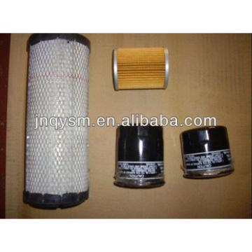 excavator filter and fuel filter Air filter 600-185-4100 600-185-3100 600-185-6100