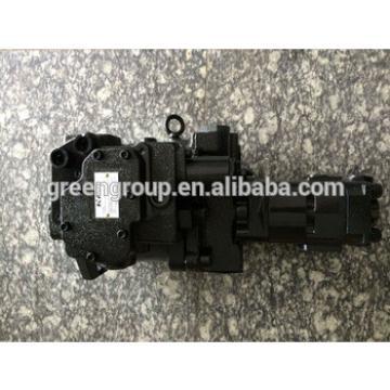 Kobelco SK70SR hydraulic pump,YT10V00002F2,SK70SR-1E MAIN PUMP,YT10V00001F3,SK70SR-1 K3SP36B101RYT 10V00001F2 SK60SR
