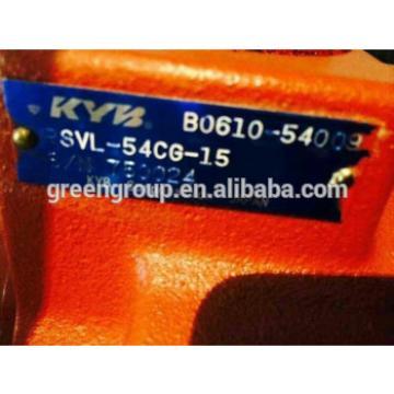IHI152 IHI161 hydraulic pump,KYB PSVL-54CG-15 pump,IHI excavator main pump