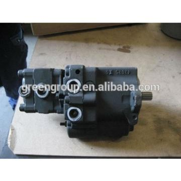 Nachi hydraulic piston gear main pump,PVD-2B-40P,PVD-3B-56,PVD-2B-42,Mitsubishi,kubota,ZX40,ZX50,Takeuchi,Excavator pump,