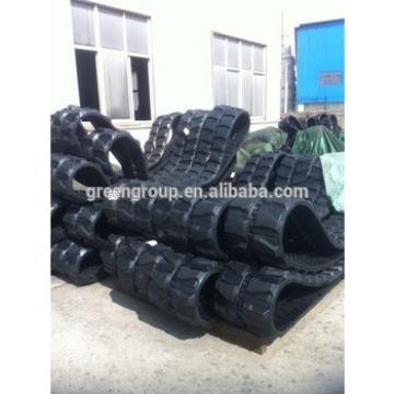 CASE CX36B excavator rubber track 300X52.5X88,PC30MR-2 rubber track