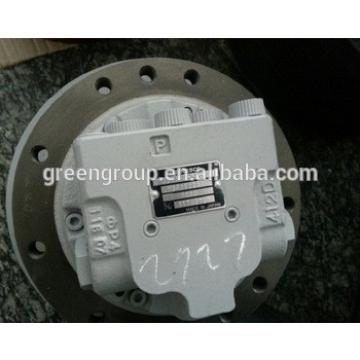 HY-DASH TRAVEL MOTOR,TRACK DRIVE MOTOR, GM05VL-CV13/25-2 ,MSP 90118A ,S/N 3Y527 Nabtesco final drive,
