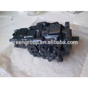 Genuine Pump PC50MR-2 PC50MR PC50 Main Hydraulic Pump 708-3S-00521 708-3S-00522 gear pump, pilot pump