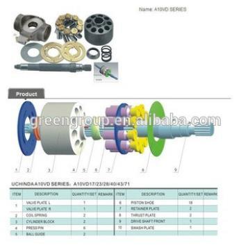 PC60-5 Excavator hydraulic pump 708-1w-21150 hydraulic gear main pump,