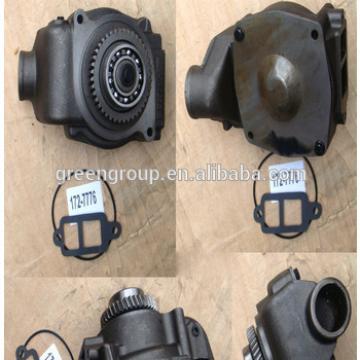 C10 C12 engine water pump 176-7000