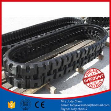Rubber Tracks For Bobcat Mini Excavators And Bobcat Compact Track Loaders T140 rubber track with 300x84x46 T180 T190 tracks