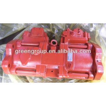 Stock Sumitomo SH120 excavator main pump:SH260 hydraulic pump