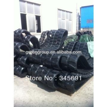 Kobelco SK30 rubber track,SK035 excavator:SK25,SK45,SK135,SK50,SK60,SK35,SK75,SK55,SK80,SK100,SK27,SK20,SK40,SK70,SK55,SK65,SK90