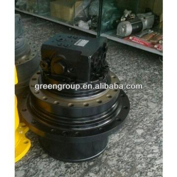 PC128 final drive,PC128UU-2 travel device,PC100-5 excavator travel motor,21Y-60-1210,PC130-6 track drive motor,PC150,PC160,