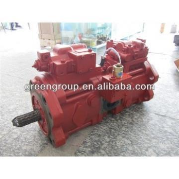 Hyundai R300LC-7 excavator pump:R300LC hydraulic main pump,K3V112DT,K3V140DT,K3V180DT,31Q8-10010,31QA-1010,31QB-10011,