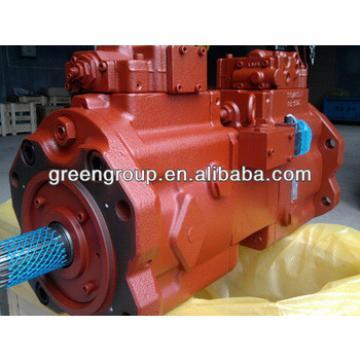 Hyundai R200W-7 excavator main pump:R320LC hydraulic pump,K3V112DT,K3V140DT,K3V180DT,R225LC,R360LC,R220LC,R290LC,R215LC,R300LC-5