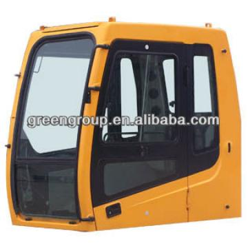 volvo excavator cabin,EC240B excavator drive cab,EC160B,EC210B,EC240BLC,EC330,EC290B,EC360BLC,EC460B,EC320BLC,EC300