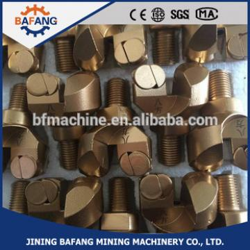 Stock High quality concave type PDC diamond non core drill bits for
