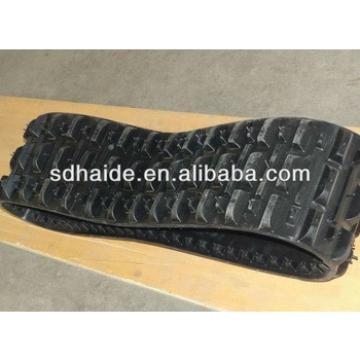 Rubber Track for kubota excavator/bulldozer/loader