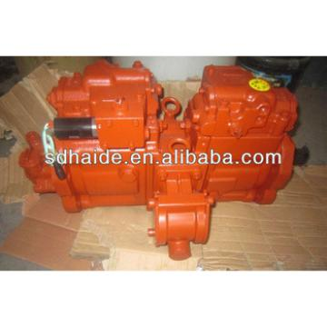 excavator hydraulic pump, kawasaki hydraulic pump K3VL112/BW-10RKM-P0, K3VL80/BW-1NRJM-P0, K3VL140/B-1DRMM-L0/1-M2