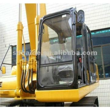 PC200-7 excavator machine operator cabin, portable cabin for sale