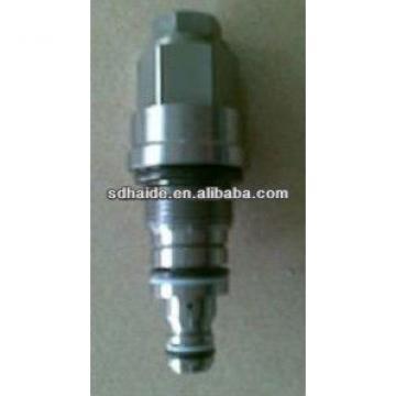 Kobelco excavator relief valve