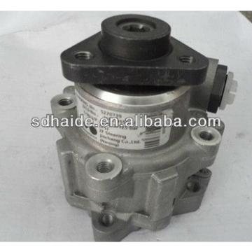 gear oil hydraulic pump, parts engine parts hydraulic steering pump for excavator kobelco,volvo,doosan