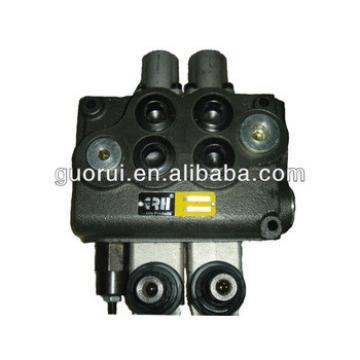 70L/min monoblock valve, Tractor monoblock valve 70L/min Parker