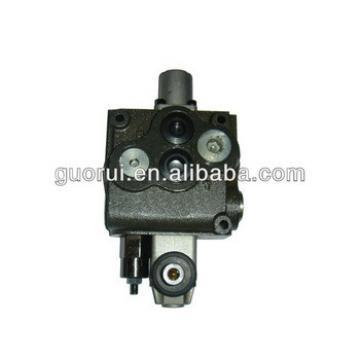 directional control valve HC, monoblock control valve