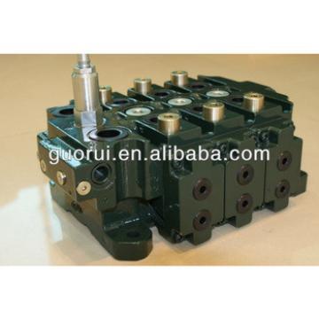 Hydraulic spool valve, sectional valve