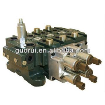 platform hydraulic control valves, sectional valve