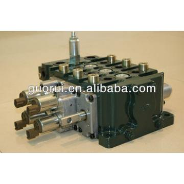 hydraulic control valve for tractor, sectional valves