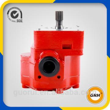 hydraulic gear pump backhoe