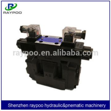 Manufacturer with Stock yuken type electric hydraulic valve