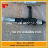 Excavator solenoid valve part excavator engine Injector PC400-8