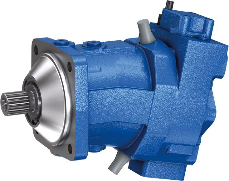 Original R902431156ALA10VO45DFR1/52R-PSC64N00-SO547 Rexroth ALA10VO series Piston Pump