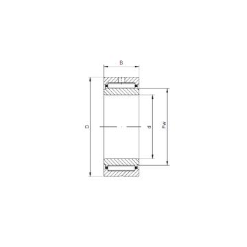 NKI42/30 CX Needle Roller Bearings
