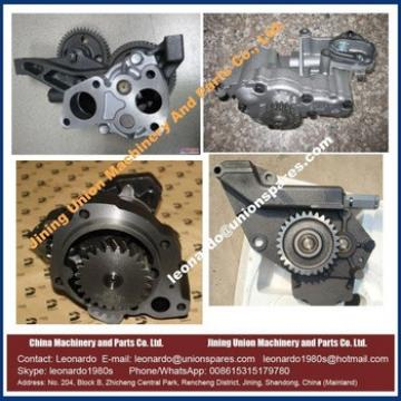 gear oil pump 6128-52-1013 used for KOMATSU D155A-2