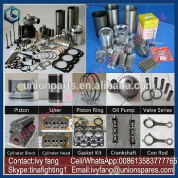 For Komatsu Excavator PC200-8 Engine Cylinder Head Seal 6754-41-4540 SAA6D107E-1 Engine Parts PC200LC-8 PC220-8 PC240-8