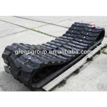 Doosan excavator Solar 55 rubber track,DX55,DX60,DX130,DH60,DH75,DH160LC,SOLAR 140,solar 120,solar 90,Solar 130,Solar 60,solar75