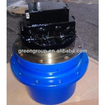 Bobcat 3331 travel motor,bobcat 3337 excavator final drive:X337,X331,331D,331E,331C mini digger track drive motor