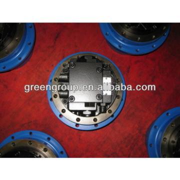 Bobcat mx331 travel motor: final drive MX337,341,E50,E32,E35,E43,E80,MX331,334,430,E45,E38,E32,328,MX325,328,