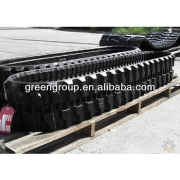Takeuchi min excavator rubber track,TB50,TB65,TB16,TB20,TB25,TB125,TB45,TB145,TB70,TB175,TB60,TB35,TB18,TB40,TB30,TB65,350x52.5x