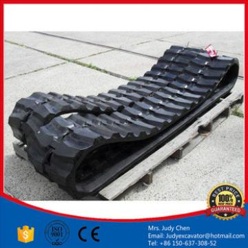 Excavator vio50 rubber tracks 400*107*46 vio55-5 vio55cr vio20 rubber tracks 400*75.5*74 250*48.5*80
