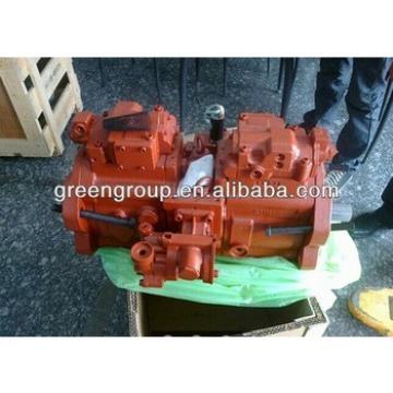Hyundai hydraulic main pump,R210-3 excavator pump:K3V112,K3V140,K3V180,R220LC,R225LC,R290LC,R350LC,R370LC,R330LC,R360LC,R210-7,