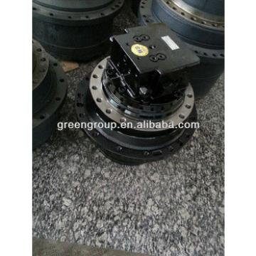 PC128UU final drive, 21Y-60-1210,GM18VL PC100 excavator travel motor,PC120,PC130,PC140,PC150,PC160,PC75UU,PC90,