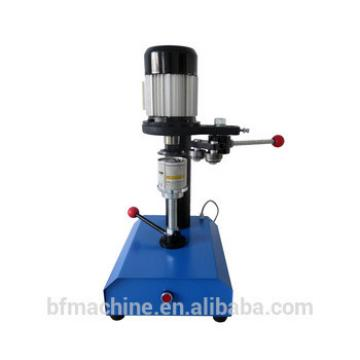 Automatic container capping machine,cans sealing machine low price