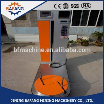 LP600F-L automatic Airport luggage stretch Wrapping Machine